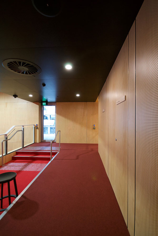 University of South Australia, Pridham Hall