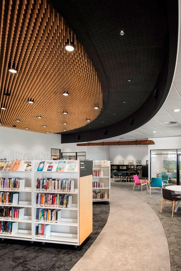 Aldinga Library Ceiling