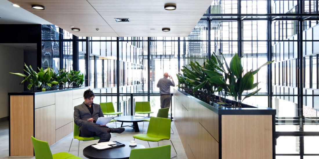 Eco Sciences Building
