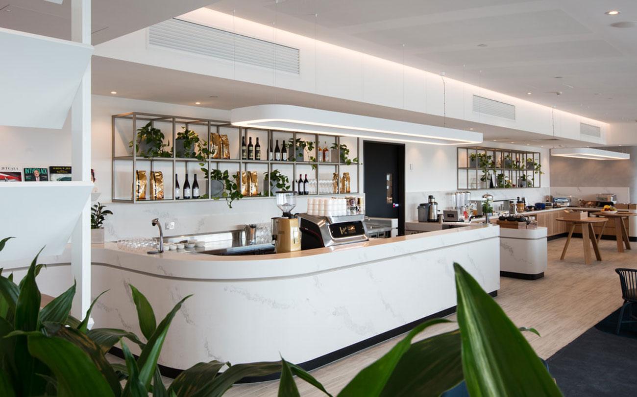 Qantas International Lounge - Brisbane