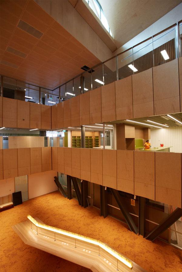 Monash Learning & Tech Building