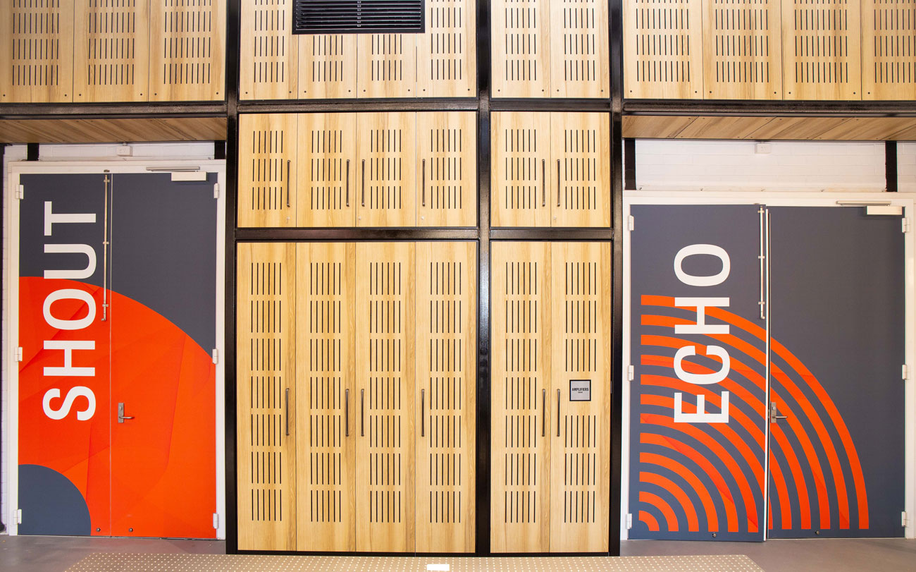 Adelaide University Vibro Acoustic Research Facility
